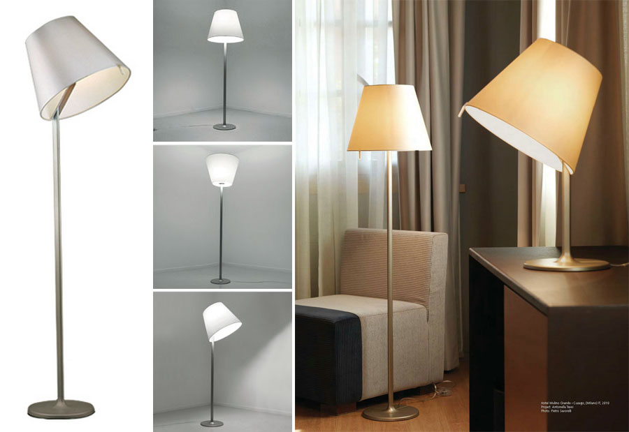 7 High-End Contemporary Designer Floor Lamps