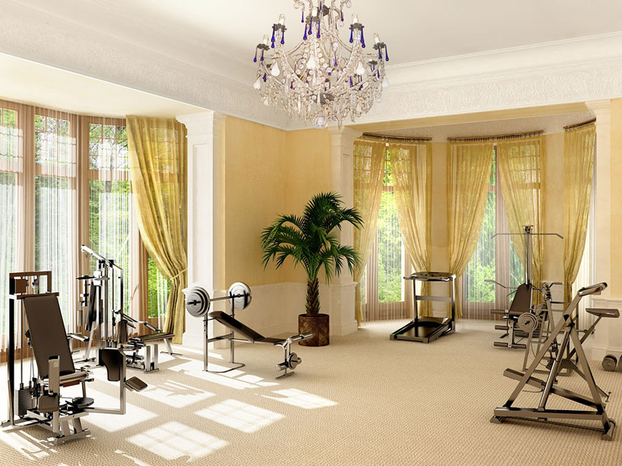 dream home gym ideas