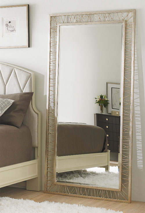 24 Stylish Full-Length Floor Mirrors for Small Bedroom