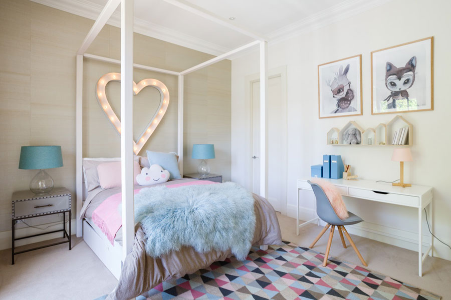 girl room design