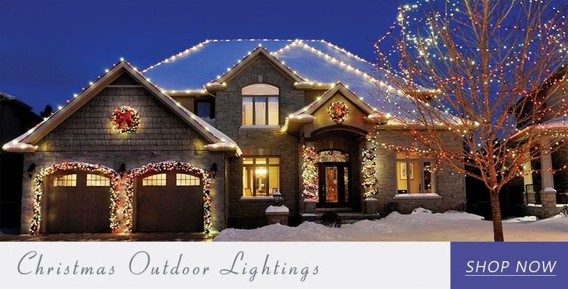 christmas outdoor lightings