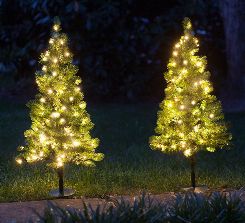 winchester prelit led tree