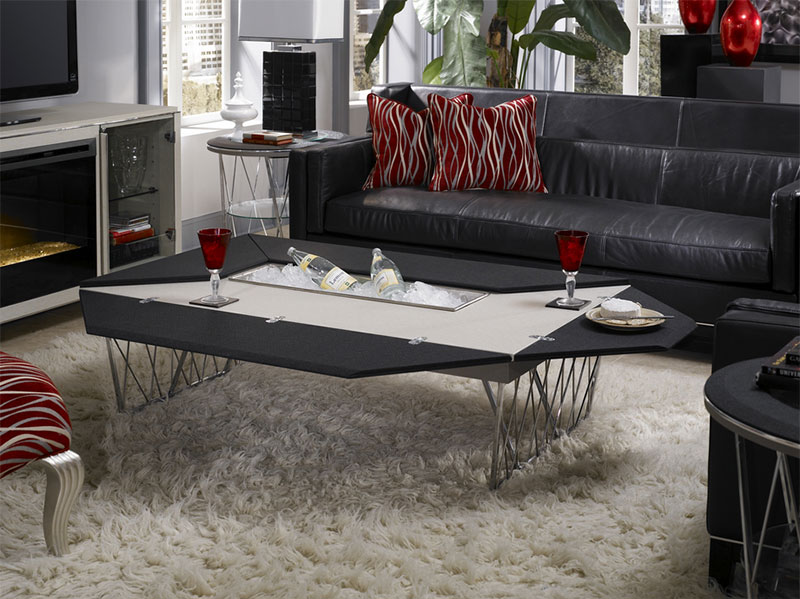 big size coffee table