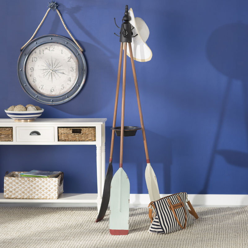 oars coat rack