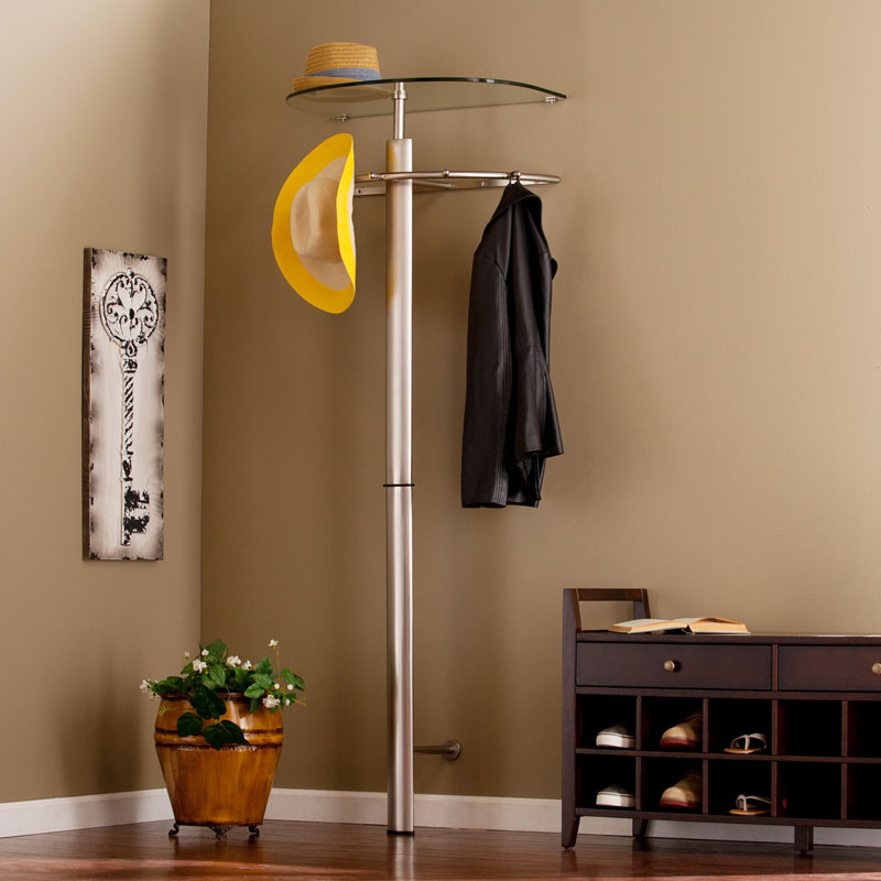 storage coat rack