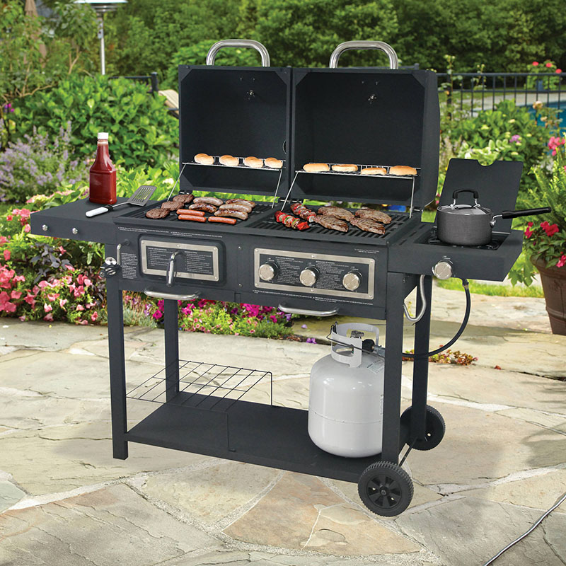 Benefit Of Natural Gas Grill
