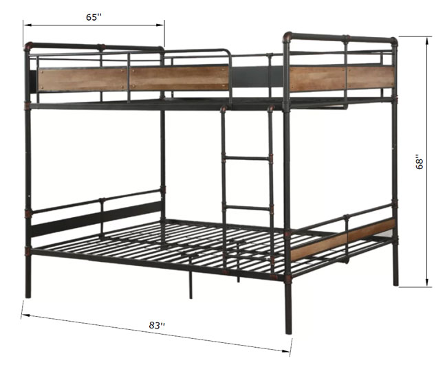 All You Need To Know About Queen Bunk Beds 4betterhome