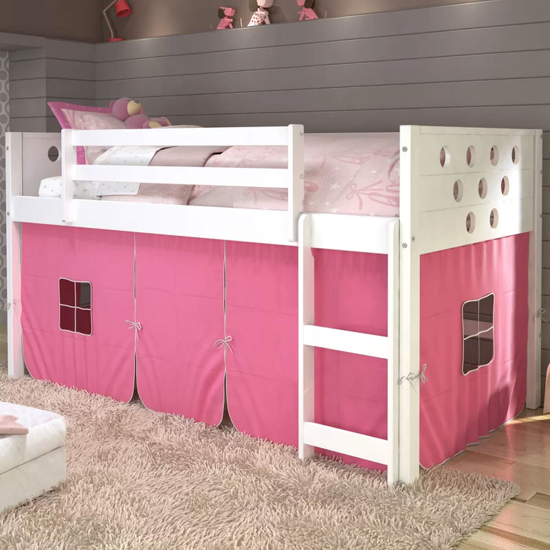 13 Low Loft Beds For Kids Rooms With Low Ceilings