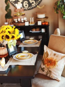 fall decorating ideas for home