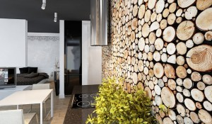 ideas using texture in interior design