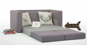 Elvin Convertible Sofa Bed For Small Es
