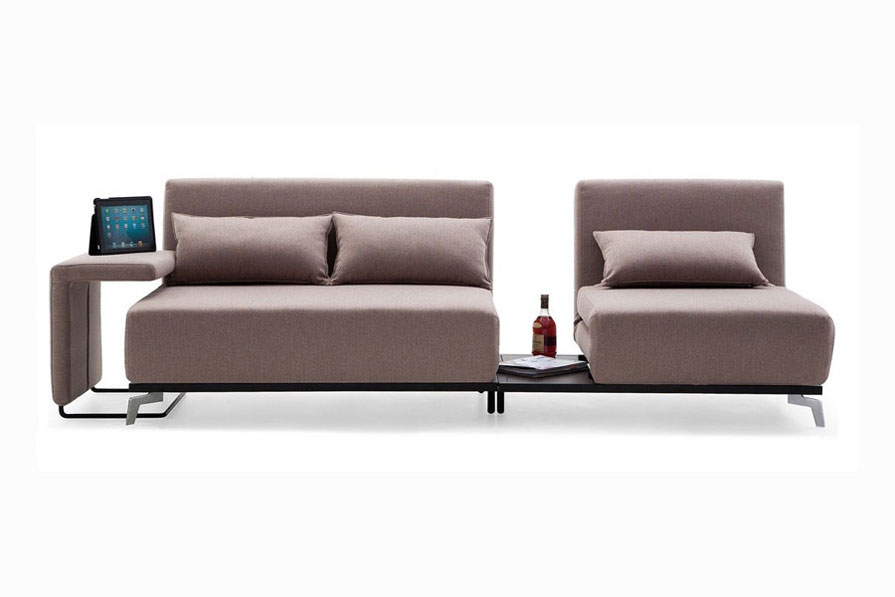Functional Small Sofa Beds Solutions For Small Spaces - Sofa bed for everyday sleeping