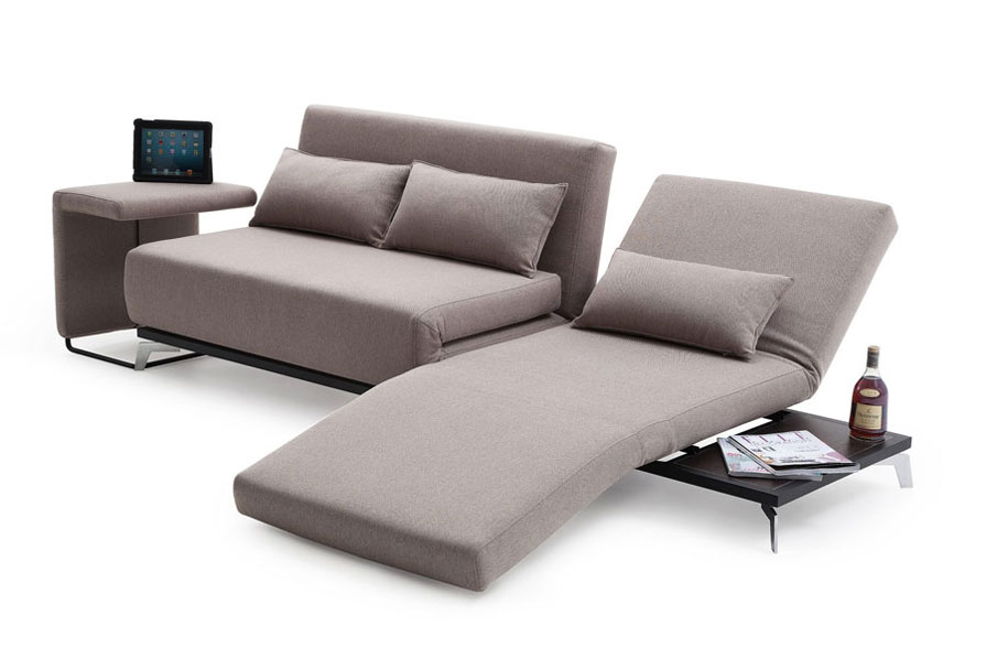 16 functional small sofa beds solutions for small spaces - Small futons for small spaces ...