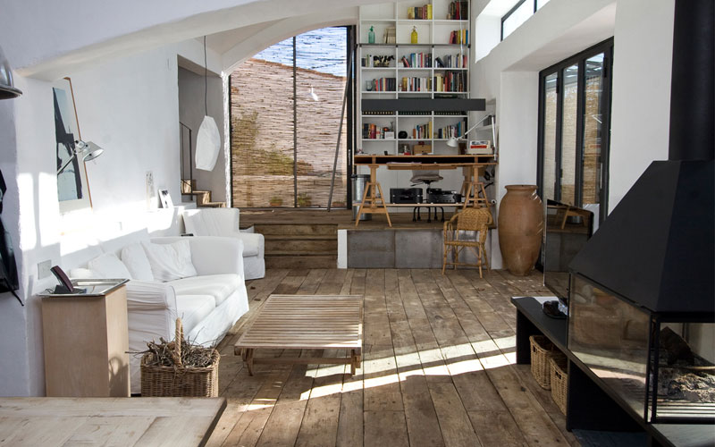 Modern country interiors design with simplicity and - Country homes and interiors pinterest ...