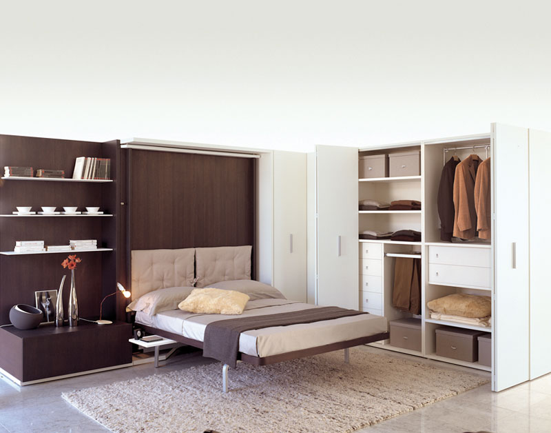 Most Popular Wall Beds Solutions For Small Spaces