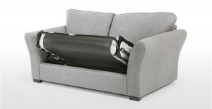 stylish and comfy sofa bed for small rooms